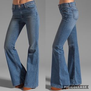 J Brand Valentina Flare Jeans in Bliss Size 30
